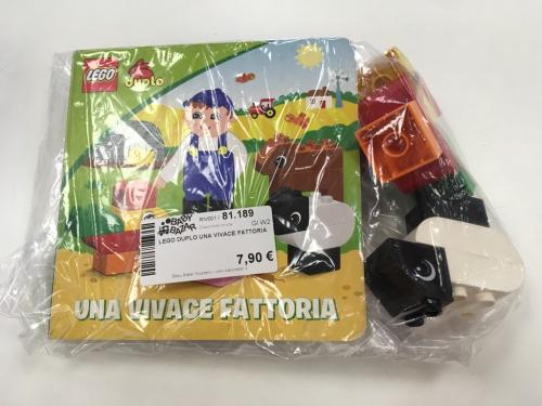 Lego Duplo Una Vivace Fattoria