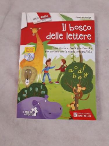 Il bosco delle lettere - Costalunga Pino