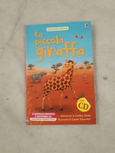 La Piccola Giraffa Con Cd