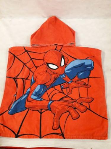 Accappatoio Poncho Bimbo Spiderman
