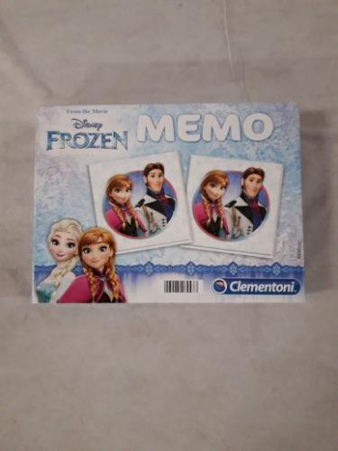 Gioco Mmeory Frozen