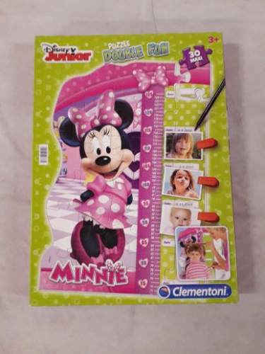 Gioco Puzzle Metro Minnie 30 Pz