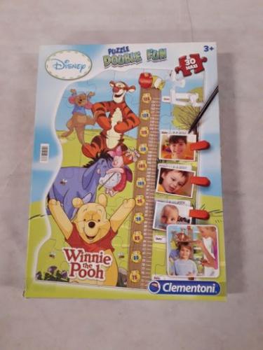 Gioco Puzzle Metro Winnie The Pooh