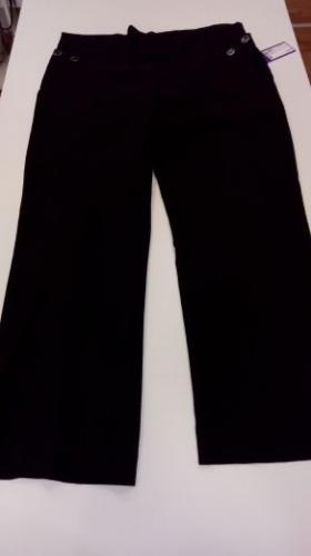 Pantaloni Premaman Tg.L Neri Prenatal