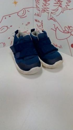 Scarpe Bimbo 19 Zara Baby Blu