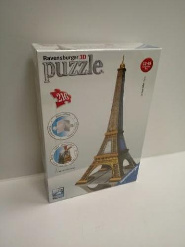 Puzzle Puzzle 3d La Tour Effeil Nuova