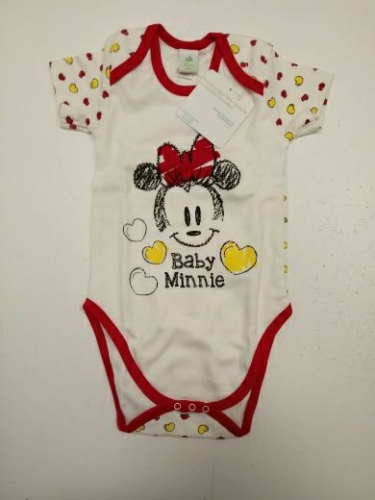 Body Minnie 18 Mesi Bimba Nuovo