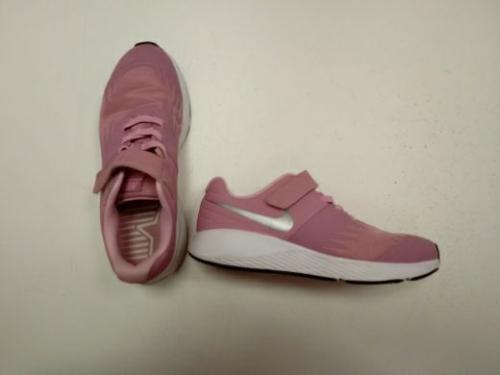 Scarpe Nike N. 34 Bimba Pari Al Nuovo
