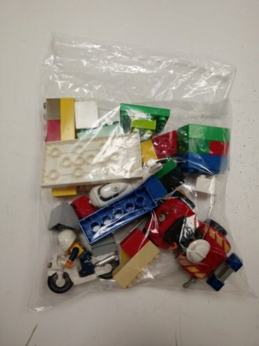 Sacchetto Misto Lego Duplo Con Vari Temi
