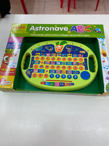 ASTRONAVE ABC NUOVO