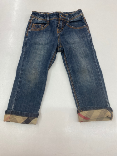 Jeans Burberry 2 Anni