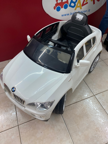 MACCHINA ELETTRICA BMW X6