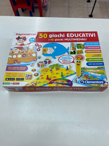 50 Giochi Educativi