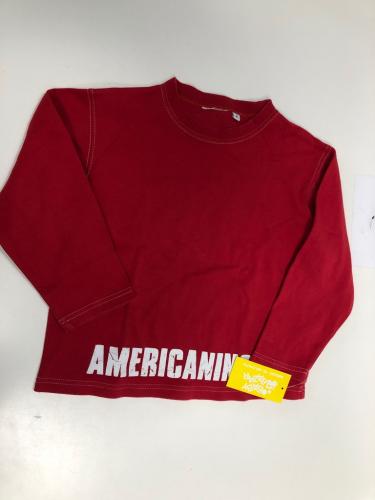 Maglione Bimbo 6 Americanino Rosso