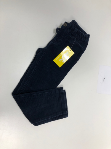 Pantalone Bimbo Ralph Lauren Velluto Blu