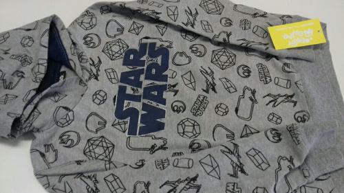 Felpa Bimbo Star Wars 4\5a