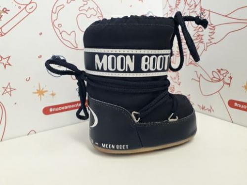 Moon Boot N 19-22 Come Nuovi