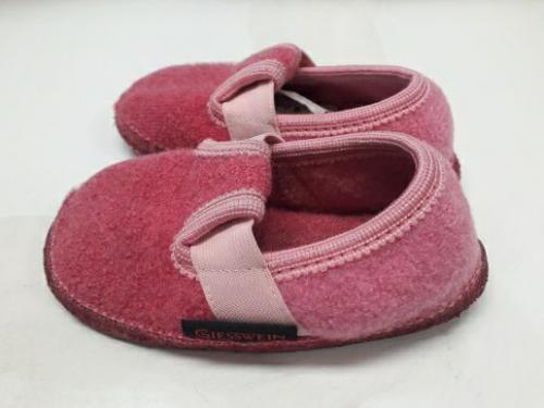Pantofole N 24 Giesswein Rosa