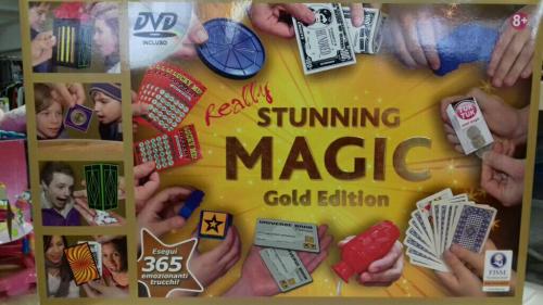 Gioco Stunning Magic Gold Edition