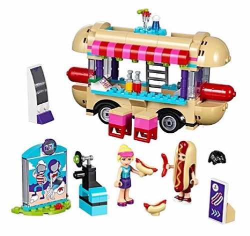 LEGO FRIENDS 41129 CAMION HOT DOG