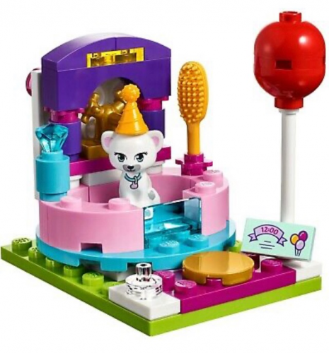 LEGO FRIENDS 41114 PREPARATIVI PER LE FESTE