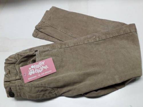 Pantalone Bimbo Zara 8a Marrone Chiaro