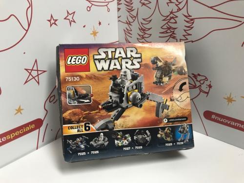 Lego Star Wars 75130 Nuovo (scatola Schiacciata)