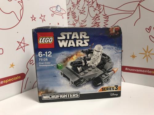 Lego Star Wars 75126 Nuovo (scatola Schiacciata)