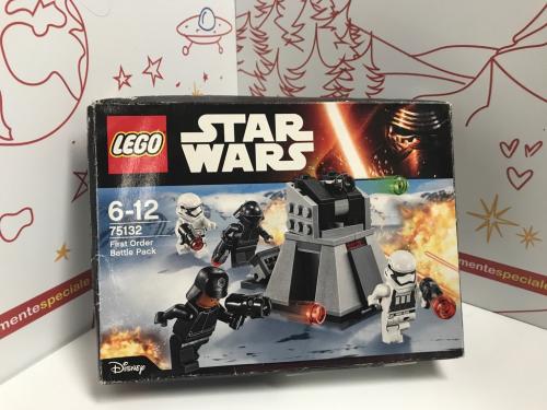 Lego Star Wars 75132 Nuovo (scatola Schiacciata)