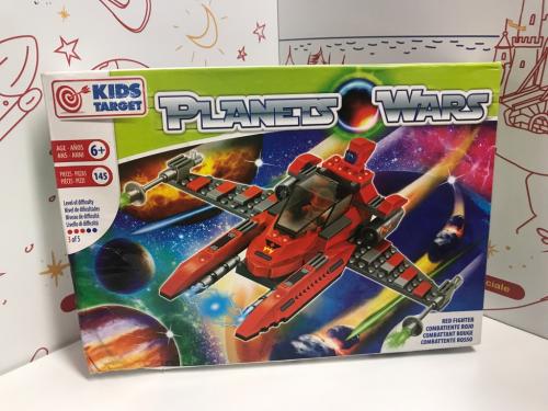 Costruzione Simil Lego Planet Wars Astronave Guerre Stellari