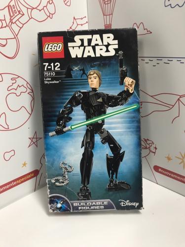 Lego Star Wars 75110 Nuovo (scatola Schiacciata)