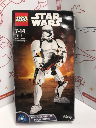 Lego Star Wars 75114 Nuovo (scatola Schiacciata)