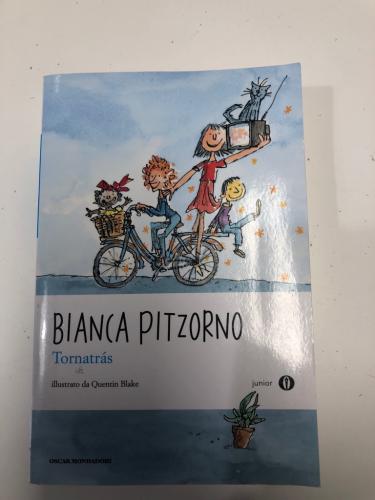 Libro Tornatras Di Bianca Pitzorno
