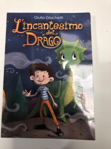 Libro L'incantesimo Del Drago
