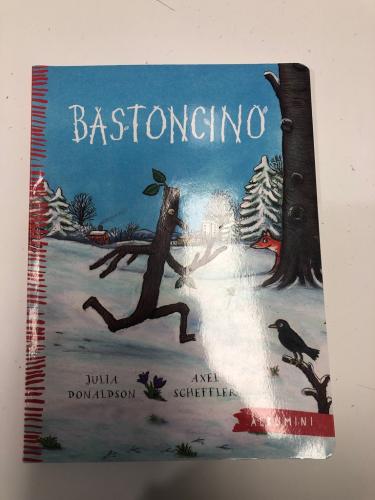Libro Bastoncino