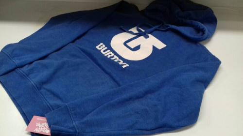 Felpa Bimbo 14a Burton Blu
