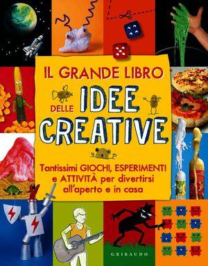 Il grande libro delle idee creative. Tantissimi giochi, esperimenti e attività per divertirsi all'aperto e in casa. Ediz -