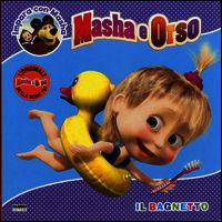 Il bagnetto. Masha e Orso. Impara con Masha - Coco Rita